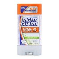 Lăn khử mùi Right Guard Total Defense Fresh Blast 113g