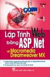 Lập Trình Web Bằng ASP.Net Với Macromedia Dreamweaver MX - Tập 1
