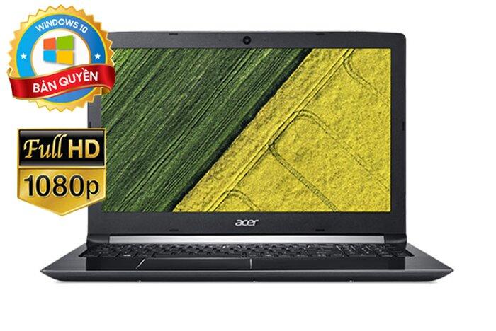 Laptop Acer A515-51G-58MC - Intel Core i5-7200U, RAM 4GB, HDD 1TB, Intel HD Graphics, 15.6 inch