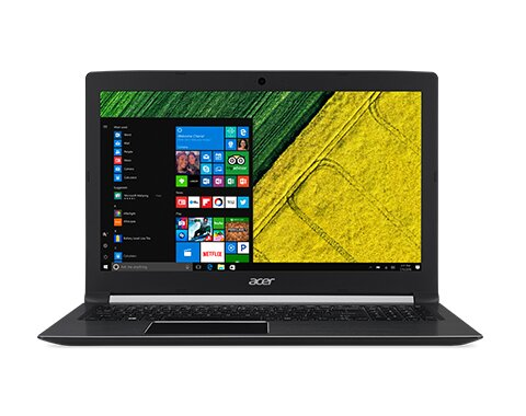 Laptop Acer Aspire 5 A515-51G- 52ZS NX.GP5SV.004 - Intel core i5-7200U, 4GB RAM, HDD 500GB, Nvidia GeForce GT940MX with 2GB GDDR3, 15.6 inch