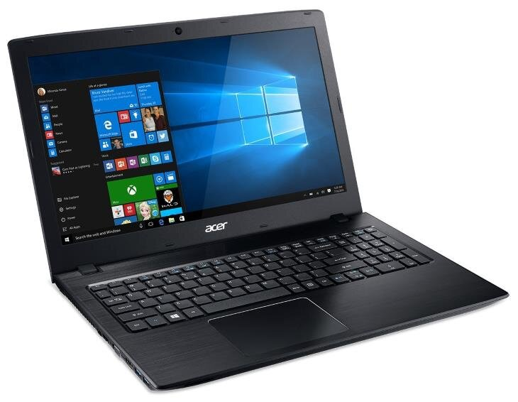 Laptop Acer Aspire E5-575G-39M3 NX.GDWSV.002 - Intel Core i3-6100U 2.3GHz, RAM 4GB, HDD 500GB, VGA nVidia Geforce 940MX 2GB, 15.6inch