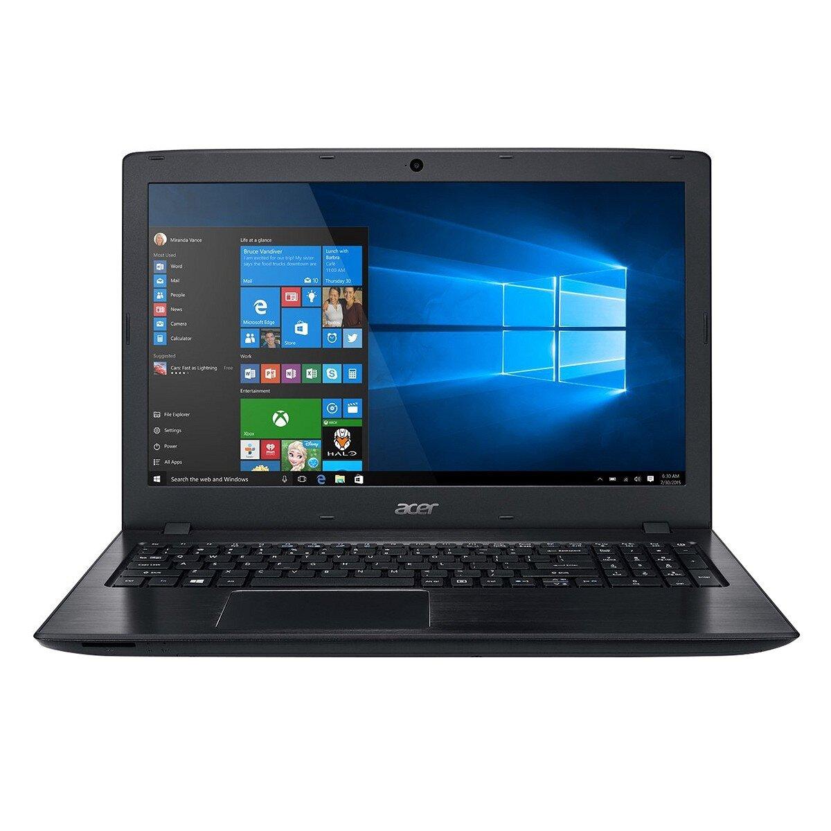 Laptop Acer Aspire E5-575G-50TH  - Intel Core i5 7200U, RAM 4GB, HDD 500GB, Intel NVIDIA GeForce 940MX , 15.6inch