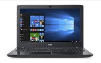 Laptop Acer Aspire E5-575G-39QW NX.GDWSV.005 - Intel core i3-7100U, 4GB RAM, HDD 500GB, Nvidia GeForce 940MX 2GB GDDR5, 15.6 inch