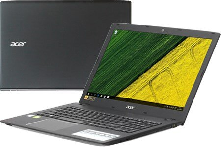 Laptop Acer Aspire E5-575G-73J8 (NX.GDWSV.012) - Intel Core i7, 4GB RAM, HDD 500GB, NVIDIA GeForce 940MX, 2 GB, 15.6 inch