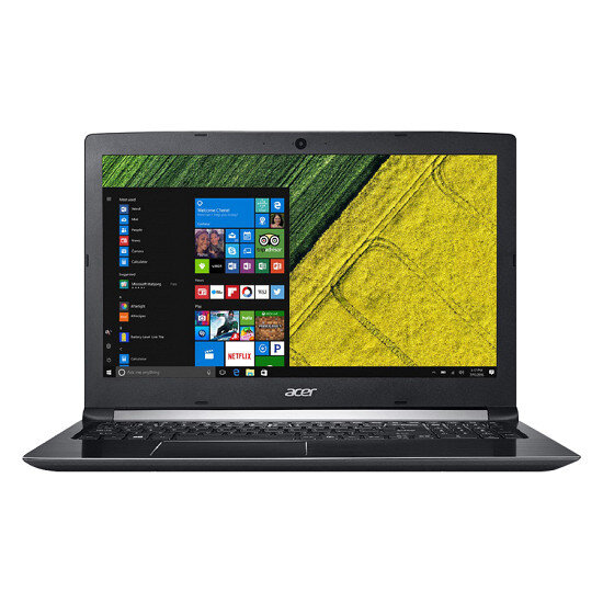 Laptop Acer Aspire A515-51G-55H7 - NX.GP5SV.002 - Intel core i5, 4GB RAM, HDD 1TB, VGA 2GB NVIDIA GeForce 940MX, 15.6 inch