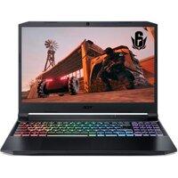 Laptop Acer Nitro 5 AMD AN515-45-R0B6 NH.QBCSV.001 - AMD Ryzen 7 5800H, 8GB RAM, SSD 512GB, Nvidia GeForce RTX 3060 6GB GDDR6 + AMD Radeon Graphics, 15.6 inch