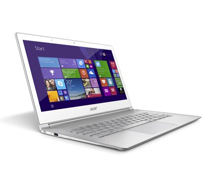 Laptop Acer S7-393-75508G25ews -  Intel Core i7 5500U,DDRAM 1x8GB/1600,256GB SSD,Intel HD Graphics 5500