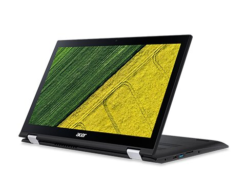 Laptop Acer Spin 3 SP314-51-36JE NX.GUWSV.005 - Intel Core i3, 4GB RAM, HDD 1TB, NVIDIA GeForce 940MX 2GB GDDR5, 14 inch