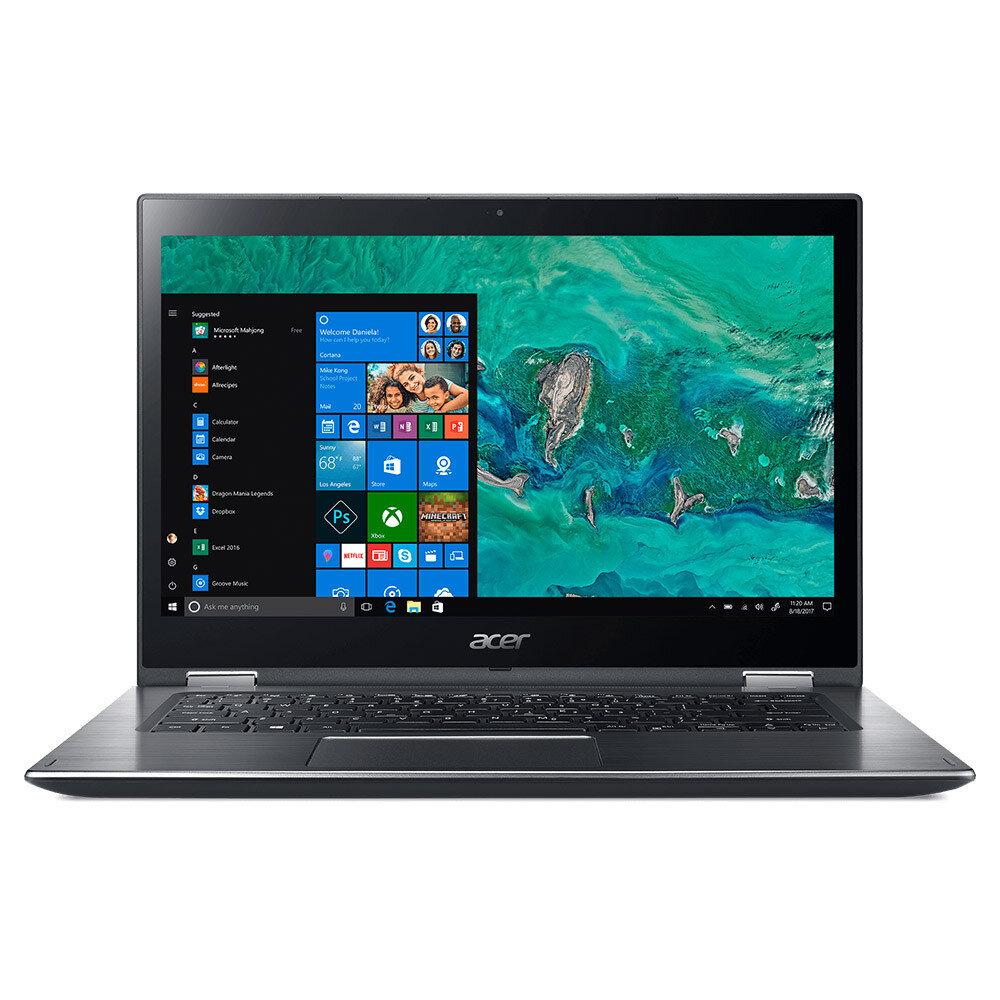 Laptop Acer Spin 3 SP314-51-51LE NX.GZRSV.002 - Intel core i5 - 8250U, 4GB RAM, SSD 256GB, Intel UHD Graphics 620, 13.3 inch