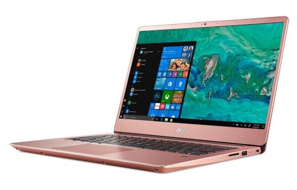 Laptop Acer Swift 3 SF314-54-5108 NX.GYUSV.001 - Intel Core i5-8250U, 4GB RAM, SSD 256GB, Intel UHD Graphics 620, 14 inch