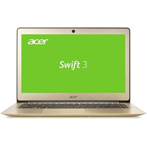 Laptop ACER Swift 3 SF314-51-79JE (NX.GKBSV.001) - Intel Core i7 7500U, RAM 8GB, HDD 1TB, Intel HD Graphics 520, 14inch