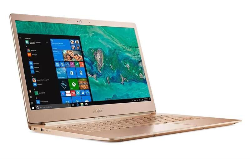 Laptop Acer Swift 5 SF514-52T-811W - Intel Core i7-8550U, 8GB RAM, SSD 256GB, Intel UHD Graphics, 14 inch