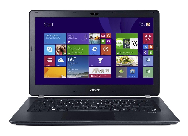Laptop Acer V3-371-36U5 (016) - Intel Core i3 4005U, DDRAM 1x4GB/1600 , SSD 128GB