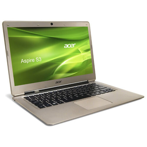 Laptop Acer S3-391-53314G52ADD