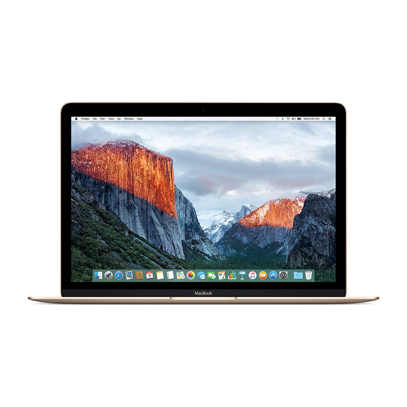 Laptop Apple Macbook 2017 MNYN2 - Intel Core i5, RAM 8GB, 512GB  SSD, Intel HD Graphics 615, 12 inch