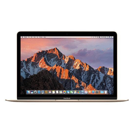Laptop Apple Macbook 2017 MNYK2 - Intel Core M3, SSD 256GB, Ram 8GB, Intel HD Graphics, 12 inch