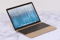 Laptop Apple Macbook MLH72 - Dual-core Intel 1.1GHz, 8 GB RAM, 256 GB ổ đĩa, Intel HD Graphics 515, 12 inch
