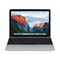 Laptop Apple Macbook MLH82 512Gb - Dual-Core Intel 1.2 GHz, 8 GB RAM, 512 GB ổ cứng,  Intel HD Graphics 515, 12 inch