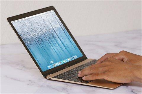 Laptop Apple Macbook MLHE2 - Intel Core M 1.1Ghz, 8GB RAM, 256 GB SSD, Intel HD Graphics 515, 12 inch