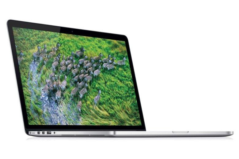 Laptop Apple Macbook Pro Retina ME866 - Intel Core i5 2.6GHz, 8GB RAM, 512GB HDD, Intel Iris Graphics, 13.3  inch