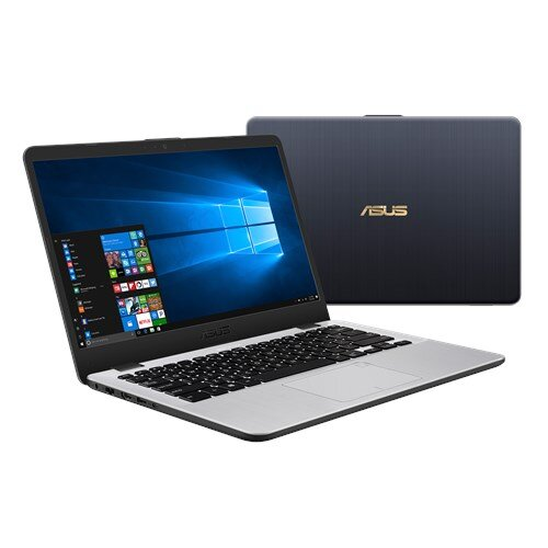 Laptop Asus A411UA-BV446T - Intel core i3, 4GB RAM, HDD 1TB, Intel HD Graphics 620, 14 inch