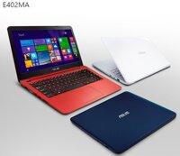 Laptop Asus E402MA-WX0038T - Intel Core Celeron N2840, 2GB RAM, 500GB HDD, VGA Intel HD Graphics, 14 inch