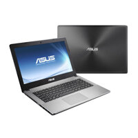 Laptop Asus K450CC-WX263D - Intel Core i3-3217U 1.8GHz, 4GB RAM, 500GB HDD, VGA Nvidia GeForce GT720M, 14 inch