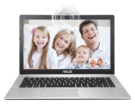 Laptop Asus K450LD-WX094D - Intel Core i5-4200U 1.6GHz, 4GB HDD, 500GB HDD, NVIDIA GF 820M 2GB