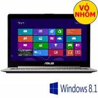 Laptop Asus K451LA-WX147H - Intel Core i3-4030U 1.9Ghz, 4GB DDR3, 500GB HDD, Intel HD Graphics 4400, 14inches