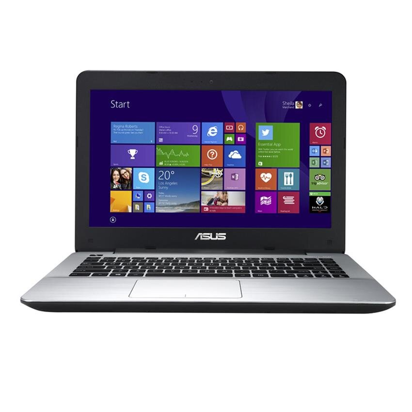 Laptop Asus K455LA-WX147D - Intel core i5-5200U 2.2GHz, 4GB RAM, 500GB HDD, Intel HD Graphic 5500