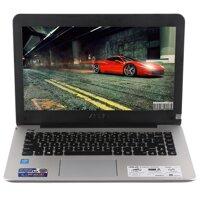 Laptop Asus K455LA-WX151D - Intel Core i3-4030U 1.9Ghz, 4GB DDR3L, 500GB HDD, VGA Intel HD Graphics 4400