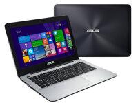 "Laptop Asus K455LA-WX415D - Core i3-5010U, 2.1GHz, 4GB RAM, 500GB HDD, 14""HD"