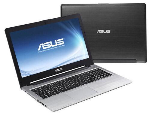 Laptop Asus K56CA-XO181D - Intel Core i3-3217M 1.9GHz, 4GB RAM, 500GB HDD, VGA Intel HD Graphics 4000, 15.6 inch