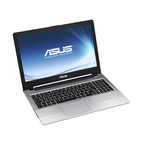 Laptop Asus S56CA-XO182D (K56CA-1AXO) - Intel Core  i3-3217U 1.8GHz, 4GB RAM, 500GB HDD + 24GB SSD, Intel HD Graphics 4000, 15.6 inch
