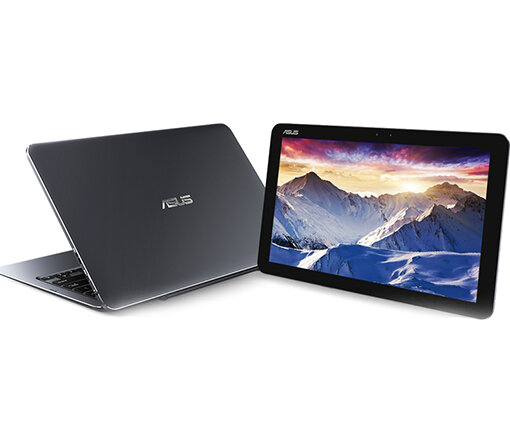 Laptop Asus T300CHI(MS)-FL059H - Intel Core M-5Y71 1.2GHz, 8GB RAM, 128GB HDD, VGA Intel HD Graphics, 12.5 inh