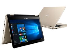 Laptop Asus TP301UA DW277T - Intel Core I3-6100U, RAM 4GB, HDD 1TB, Intel HD Graphics, 13 inch