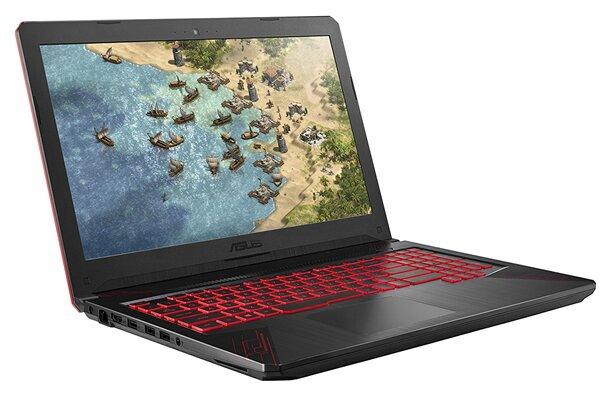 Laptop Asus TUF Gaming FX504GE- E4196T - Intel core i7, 8GB RAM, HDD 1TB + SSD 128GB, Nvidia Geforce GTX 1050Ti 4GB DDR5, 15.6 inch