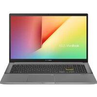 Laptop Asus VivoBook S15 S533EQ-BQ011T - Intel Core i5-1135G7, 8Gb RAM, SSD 512GB, Nvidia GeForce MX350 2GB GDDR5 + Intel Iris Xe Graphics, 15.6 inch