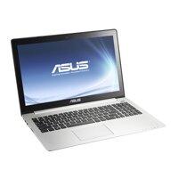 Laptop Asus VivoBook S500CA-CJ003H (S500CA-1ACJ) - Intel Core i5-3317U 1.7GHz, 4GB RAM, 24GB SSD + 500GB HDD, Intel HD Graphics 4000, 15.6 inch cảm ứng