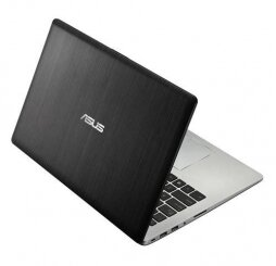 Laptop Asus VivoBook S400CA-CA122H - Intel Core i5-3337U 1.8GHz, 4GB RAM, 24GB SSD + 500GB HDD, VGA Intel HD Graphics 4000, 15.6 inch cảm ứng