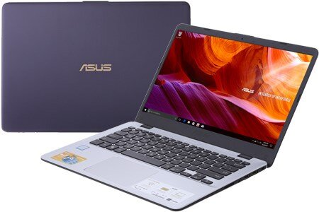 Laptop Asus X405UA-BV330T - Intel Core i3-7100U, 4GB RAM, 1TB HDD, VGA Intel HD Graphics 620, 14 inch