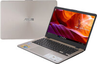Laptop Asus X405UA-EB785T - Intel Core i3, 4GB RAM, HDD 1TB, intel HD Graphic, 14 inch