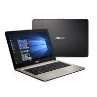 Laptop Asus X441UA-WX031D - Intel i3  6100U, RAM 4GB, HDD 500GB, VGA INTEL 25106D