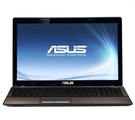 Laptop Asus X44H-VX196 - Intel Core i3-2330M 2.2GHz, 2GB RAM, 320GB HDD, Intel HD Graphics 3000, 14 inch