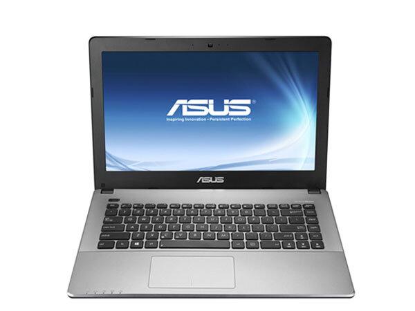 Laptop Asus X450CA-WX008 - Intel Core i3-3217U 1.8Ghz, 4GB RAM, 500GB HDD, VGA Intel HD Graphics 4000, 14 inch