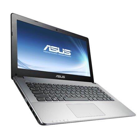 Laptop Asus X450CA-WX214 - Intel Core i3-3217U 1.8Ghz, 2GB RAM, 500GB HDD, Intel HD Graphics 4000, 14 inch