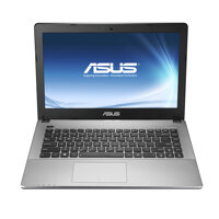 Laptop Asus X450CA-WX324D - Intel Core i3-3217U 1.8Ghz, 2GB DDR3, 500GB HDD, VGA Intel HD Graphics 4000, 14inches