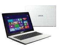 Laptop Asus X451CA-VX078D - Intel Pentium 2117U 1.8Ghz, 2GB RAM, 500GB HDD, Intel HD Graphics 4000, 14 inch