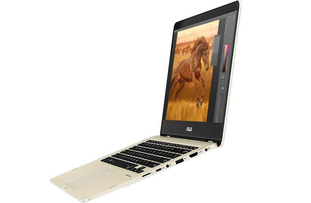 Nơi bán Laptop Asus Zenbook Flip 14 UX461UA-E1127T - Intel core i5, 8GB  RAM, SSD 512GB, Intel HD620, 14 inch giá rẻ nhất tháng 10/2020
