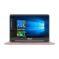 Laptop Asus Zenbook UX410UA-GV064 - Intel Core i5-7200U, RAM 4GB, HDD 500G, Intel HD Graphics 620, 14inch